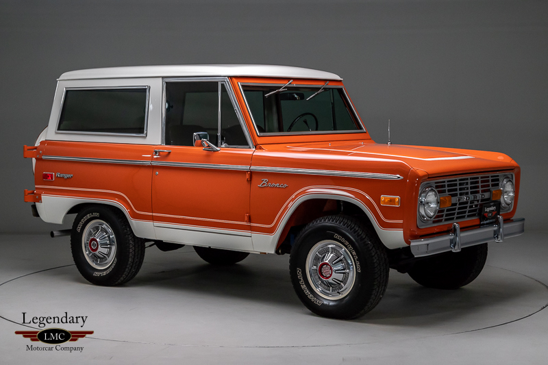 Photo of 1974 Ford Bronco