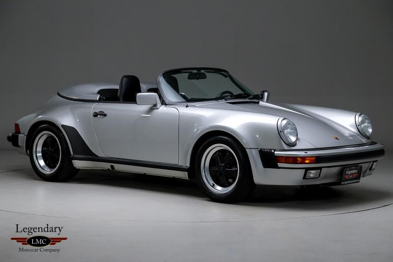 Photo of 1989 Porsche 911 Speedster