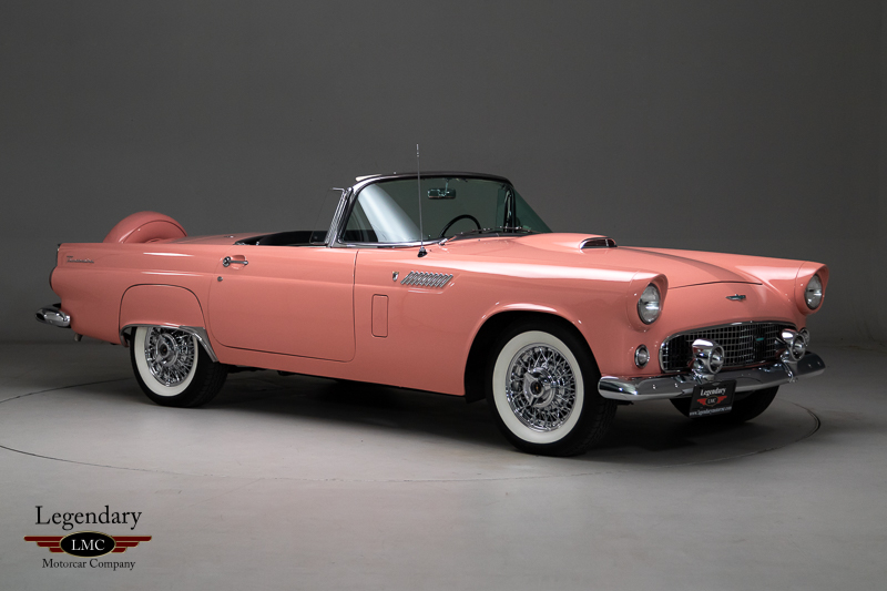 Photo of 1956 Ford Thunderbird