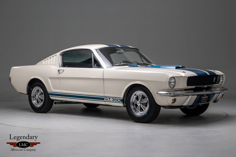 Photo of 1965 Shelby  GT350