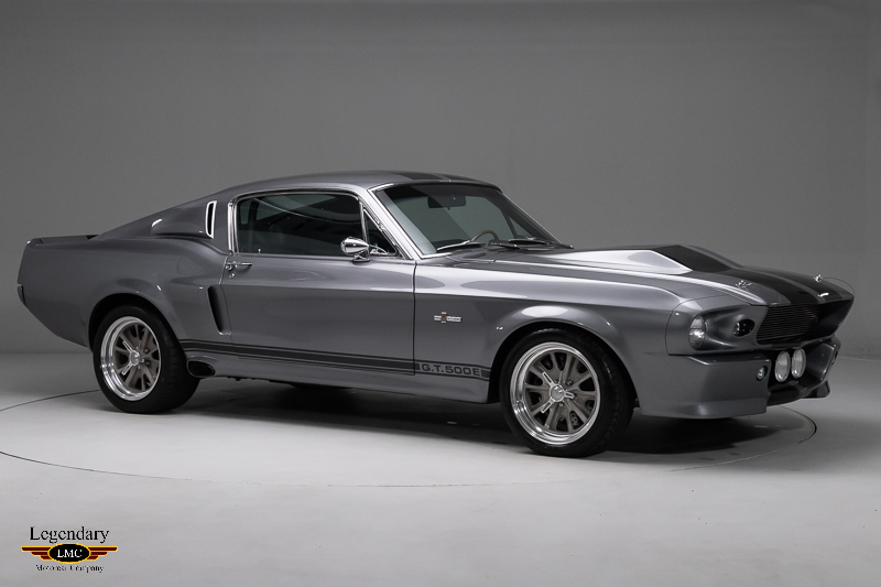 Photo of 1968 Ford Mustang Shelby GT500 Eleanor
