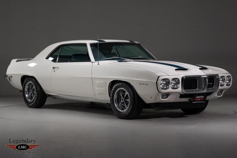 Photo of 1969 Pontiac Trans Am