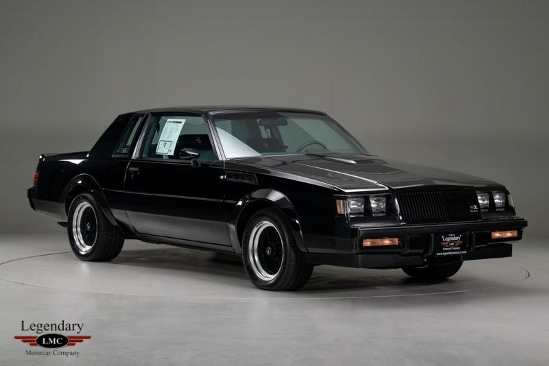 Photo of 1987 Buick GNX