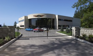 LMC facility in Halton Hills