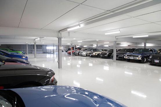 LMC Vehicle Storage Facility 3