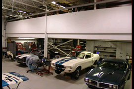 Legendary Motorcar Restoration Shop