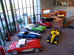 Legendary Motorcar Showroom 2